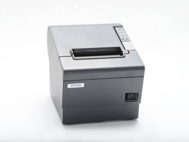 TM-T88IV Receipt Printer Front