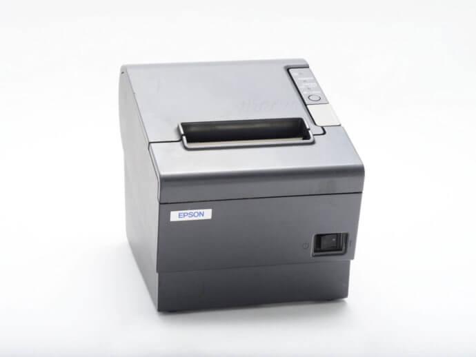 TM-T88IV Receipt Printer Front