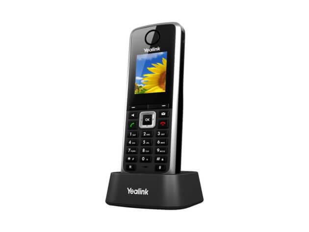 Yealink-SIP-W52H-DECT-Cordless-Handset