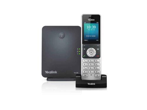 Yealink-W60P-Premium-Range-IP-DECT-Phone