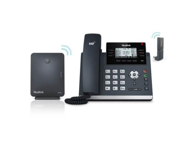 Yealink-Desktop-IP-DECT-Phone