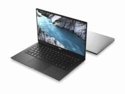 Dell XPS 13 9380 Front and Back