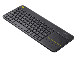 Wireless Touch Keyboard K400 Plus Front Side