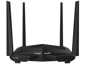 Tenda 1200Mbps Dual Band AC Gigabit Wi-Fi Router No USB