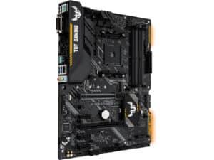TUF B450-PLUS GAMING AMD Motherboard Ryzen 2nd Gen/ Ryzen  Processer - ASUS TUF B450-PLUS GAMING