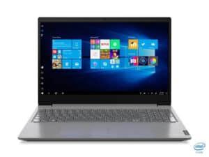"""Lenovo V15 15.6"""" Laptop - i5, 4GB RAM, 256GB SSD, Win 10 Pro - 82C500EGSA"""