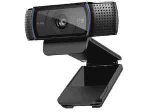 Logitech C920 PRO HD Webcam, 1080p Video with Stereo Audio - 960-001055