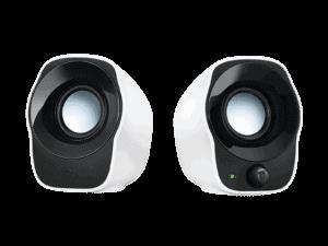 Logitech Desktop Speakers Z120 2.0 USB Powered - 980-000513