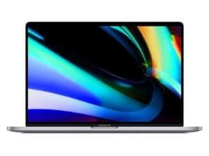 "Apple MacBook Pro 16"" With Touch Bar - i9, 16GB RAM, 1000GB SSD - MVVK2"