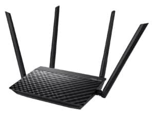 Asus AC1200 Dual-Band WiFi Router - RT-AC1200 v2