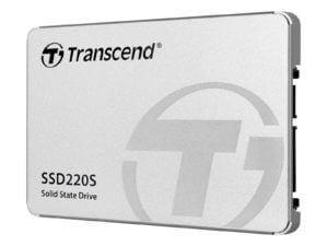"""Transcend SSD220S Series 120GB SSD - 2.5"""", Read 550MB/s, Write 420MB/s - TS120GSSD220S"""