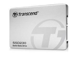 """Transcend SSD230S Series 128GB SSD - 2.5"""", Read 560MB/s, Write 500MB/s - TS128GSSD230S"""