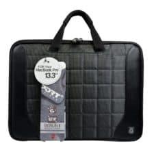 Port Designs Berlin II 13.3/14 Hybrid Notebook Sleeve - Black