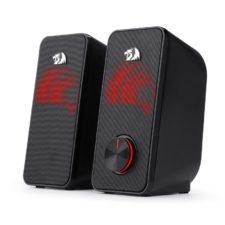 Redragon 2.0 Satellite Speakers 2x3W 3.5mm - Black
