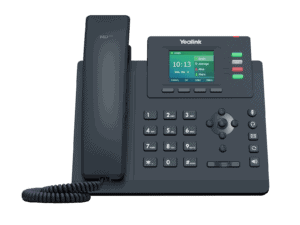 Yealink Entry Level Gigabit PoE Color IP Phone - SIP-T33G (replacement for T40G)