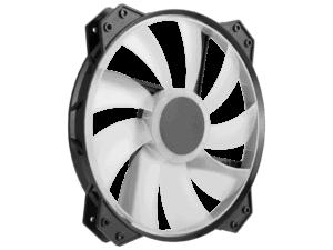 Cooler Master MasterFan MF200R RGB Fan - R4-200R-08FC-R1