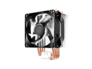 Cooler Master H411 Compact Air Tower Cooler - RR-H411-20PW-R1