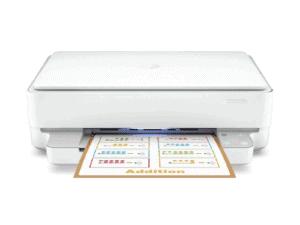 HP DeskJet Plus Ink Advantage 6075 AiO Printer - 5SE22C