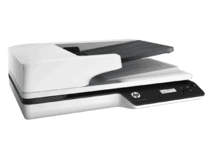 HP Scanjet Pro 3500 f1 Flatbed Scanner - L2741A