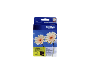 Brother Yellow Ink Cartridge MFC-J220, MFC-J265W, DCPJ140W - LC39Y