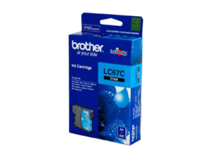Brother Cyan Ink Cartridge MFC490CW, MFC795CW, DCP6690CW, MFC-6490CW - LC67C
