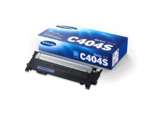 Samsung CLT-C404S Cyan Toner Cartridge - ST975A