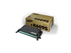 Samsung CLT-K609S Black Toner Cartridge - SU220A