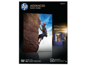 HP Advanced Glossy Photo Paper 250 G/M-13 X 18 CM Borderless - Q8696A