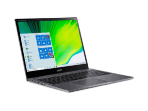"""Acer SP513-55N-77K5 13.5"""" Touch Laptop - i7, 8GB RAM, 512GB SSD, Win 10 Pro - NX.A5PEA.002"""