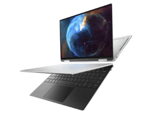 """Dell XPS 13 9310 13.4"""" UHD+ Touch Laptop - i7, 16GB RAM, 1000GB SSD, Win 10 Pro - XPS13-I71185G7-161TBP"""