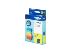 Brother LC-675XLY High Yield Yellow Cartridge