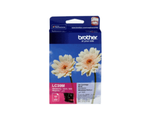 Brother LC-39M Magenta Ink