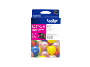 Brother LC-77XLM High Yield Magenta Ink Cartridge