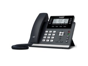 Yealink SIP-T43U Advanced Gigabit IP Phone (replacement model for: T41S, T42S and T46S)