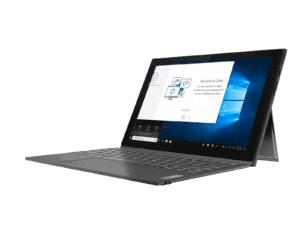 "Lenovo IdeaPad Duet 3 10.3"" WXUG Touch Laptop - Intel Celeron, 4GB RAM, 128GB EMMC, Win 10 Pro"