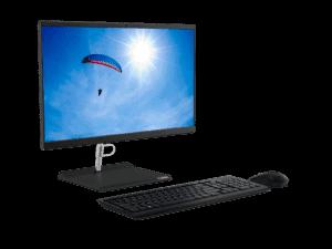 """Lenovo V30a 21.5"""" FHD AIO Desktop - Core i5, 8GB RAM, 512GB SSD, Win 10 Pro"""