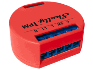 Shelly Smart Wi-Fi Relay with Power Monitoring