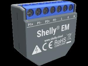 Shelly Wi-Fi Relay EM