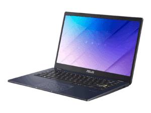 "Asus E410MA 14"" HD Laptop - Celeron, 4GB, 128GB SSD, Win 10 Home - Blue"