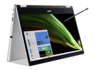 """Acer Spin 1 14"""" FHD Touch Laptop - Celeron, 4GB, 256GB SSD, Win 10 Home"""