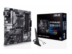 Asus Prime B550M-A AM4 Motherboard - Wi-Fi
