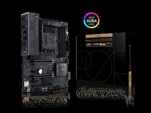 Asus ProArt B550-CREATOR AM4 Motherboard