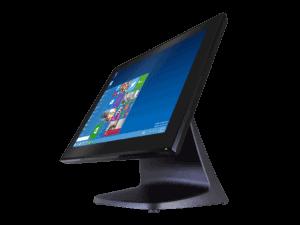 "Poslab WavePOS 68i, 15"" XGA 1024x768 PCAP Touch POS - J1900, 128GB SSD, 4GB RAM, No OS"