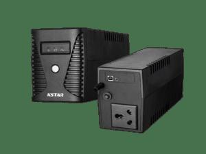 KSTAR 600VA Line Interactive UPS with USB